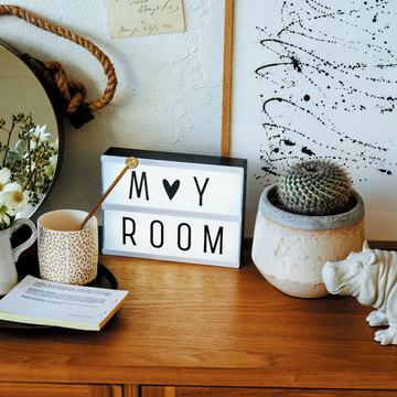 一人暮らし部屋をおしゃれに盛る4つのルール