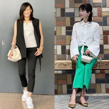 【2021晩夏のプチプラファッション】アラフィー華組ブロガーの『ZARA』高見えコーデ特集
