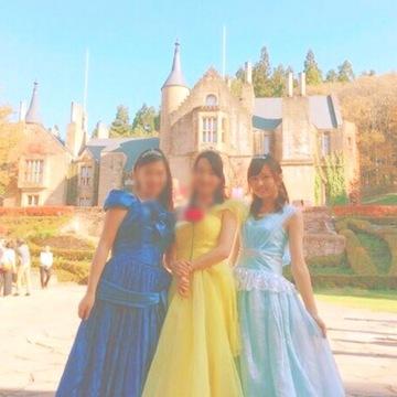 ゴールデンウィークにいきたい!お城でドレス体験♡