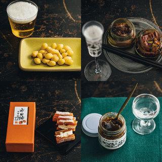 ツレヅレハナコさんセレクト!お酒を飲む日のおいしいつまみ【マリソル美味しいものBOOK2021】