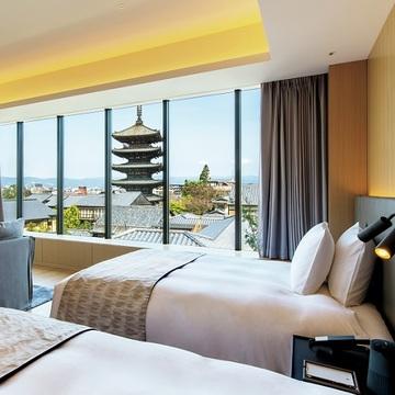 歴史的建物を再生したモダンなホテル『ザ・ホテル青龍 京都清水』