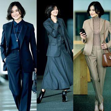 【働く50代女性】働くスーツをもっと素敵に着こなすテク