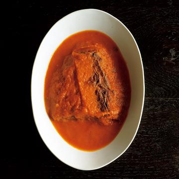 <有元葉子さん・2皿レシピ>牛肉のパプリカ煮込み×カリフラワーのパセリソース