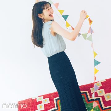 きれいめ派社会人の夏イベ対応着回し★ ホムパの好感度も抜群!【vol.2】