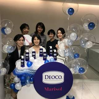 DEOCO×Marisol 大人のエチケット講座♪