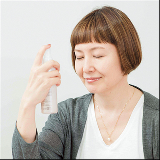 化粧水とオイルの ミルフィーユケアで完璧ガード