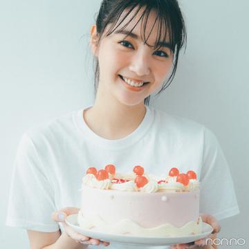 誕生日や贈り物にぴったりなオーダーケーキ【新川優愛のスイーツ連載最終回】
