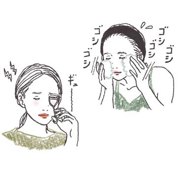 普段の習慣がダメージの原因に!?大人のまつ毛にやってはダメなこと3【大人のまつ育】