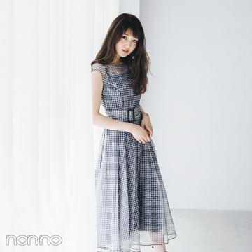 ノンノモデルの夏私服★彼をドキっとさせるデートコーデを公開!