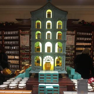 Fortnum and Mason  ( F&M ) @London
