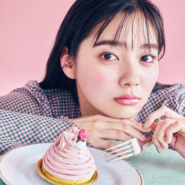 春限定の桜スイーツ♡ 優しいピンクにきゅん!【新川優愛のスイーツ連載】
