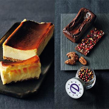 有名シェフ渾身のチョコレートケーキ&チーズケーキ 【一流店の美味をお取り寄せ〈東京編〉】