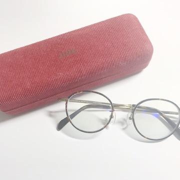 ブルーライトから目を守る眼鏡(*^^*)