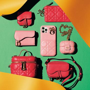 ディオール(Dior)のスモールレザーグッズにときめく!【Fashion Scoop!】