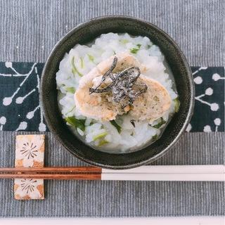 お米からたった15分で出来る絶品!お粥レシピ。
