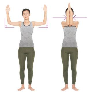 """基本の3ステップ""""肩甲骨はがし""""で、ガチガチ肩甲骨を柔軟に【キレイになる活】"""