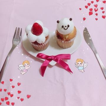 ^o^第72回【可愛くて美味しい❤︎】fairycake fairのカップケーキ!