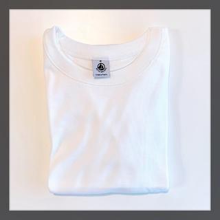 ジャケットのインナーにぴったり!プチバトーの長袖Tシャツ