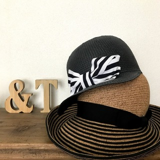 小物でコーデを新鮮に。今季new in の帽子たち。