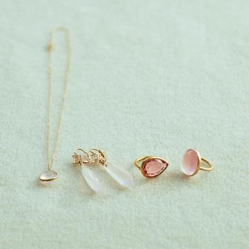 うっとりかわいげ 「桜色ジュエリー」