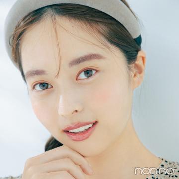 濃い眉さんの優しげ天使顔メイクHOW TO♡【今どきBABYフェイス⑨】