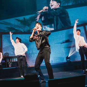 """CNBLUEのジョン・ヨンファが2年ぶりに日本の""""BOICE""""の前へ帰ってきた!「東京ドームでヘリから飛び降りたい」"""
