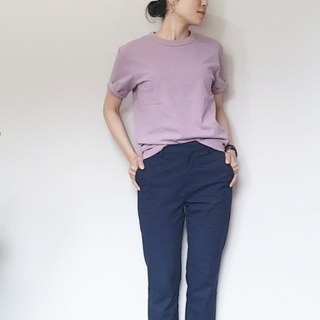 メンズも使える!カラー豊富なユニクロTシャツ【My 定番アイテム】