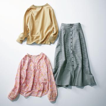 【オンラインで買いたいお値段以上服】ロンハーマンのムードあるリラックス服