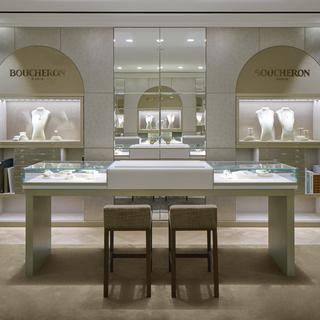 2018年に創業160周年を迎えるブシュロンが銀座の旗艦店をリニューアルオープン