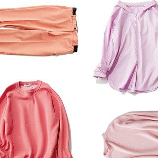 肌の色&顔の雰囲気で、自分に合った「ピンク」が知りたい!