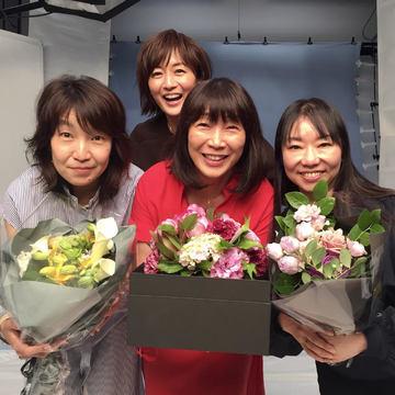 [富岡佳子private life]おめでとうございます!