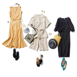 アラフォーの強い味方「お値打ちセットアップ」の選び方のまとめ|40代 2020夏ファッショントレンド