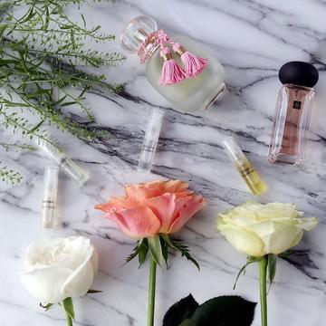 憧れブランドの香水が0円から! 新たな香りと出会える「Celes(セレス)」のサービスが話題!【ウェブディレクターTの可愛い雑貨&フードだけ。】