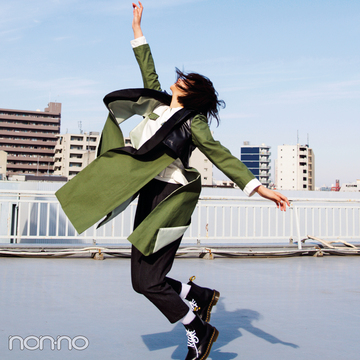 渡邉理佐、欅坂46への愛を語る! ★1st写真集「無口」は本日発売★