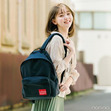 【大学生の通学バッグ】おうち時間の今こそ吟味!本当に使える条件って?