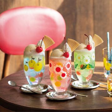 レトロでかわいい「アデリアレトロ」のグラスが話題!【ウェブディレクターTの可愛い雑貨&フードだけ。】