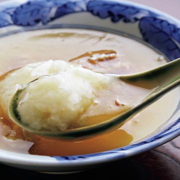 ふわふわもっちりの食感がたまらない! 一平茶屋の「かぶら蒸し」【京都、あの店のあの一品】