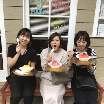 [富岡佳子private life]ハワイロケ