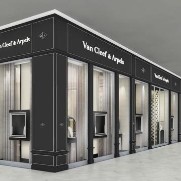 ヴァン クリーフ&アーペル 名古屋ミッドランドスクエア店がリニューアルオープン