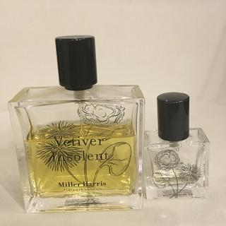 毎回違う香りを楽しめるミラーハリスの香水