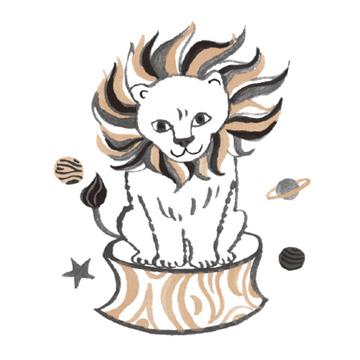 【獅子座(7/23~8/22生まれ)】2021年下半期レイコ・ローラン12星座別占い