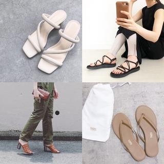 履きやすさ&おしゃれさは美女組が立証!アラフォーが買うべき2020夏のサンダルまとめ|美女組Pick up!