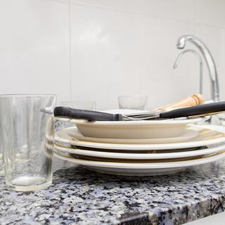 言えない。家中の食器使いきるまでシンクに洗い物をためてしまう、なんてこと【小説・じゃない側の女 番外編~酸化に負けない側の女 Vol.2】