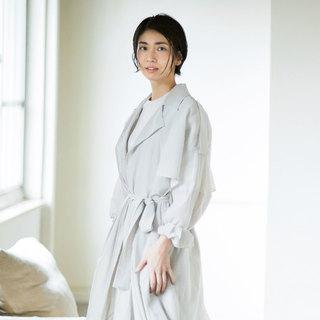 長く愛せるきれいめの大人のフェミニン服が、クローゼットを活性化!「ebure」
