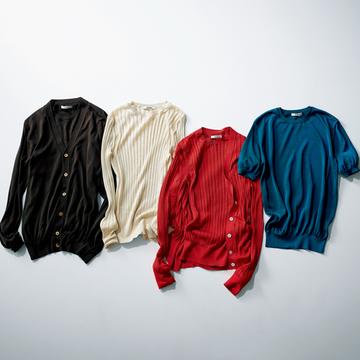 【オンラインで買いたいお値段以上服】ベーシックを極めたスローンのニットはプロも絶賛