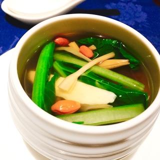 中国薬膳料理『星福(シンフウ)』~お肌に嬉しい女子限定コース~