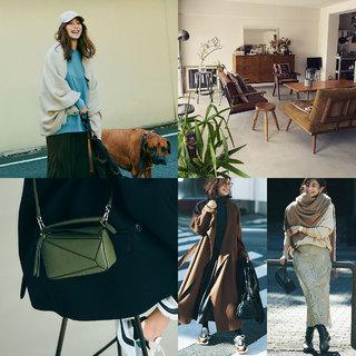 小柄さんのストール選びから進化し続ける大人スウェットまで【ファッション人気記事ランキングトップ10】