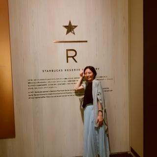 アルコールあり★STARBUCKS RESERVE ROASTERY TOKYO