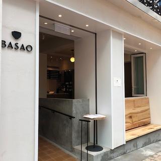 オシャレすぎるTea House BASAO Cafe