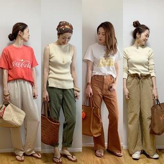 私の好きなファッションって??【2020my春夏ファッションを振り返る】